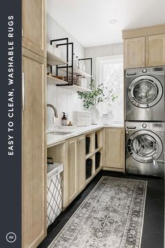Mudroom Laundry Room, Laundry Room Remodel, Laundry Room Organization, Laundry Room Design, Kitchen Remodel, Laundry Room Inspiration, My Living Room, Home Remodeling, Sweet Home