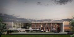 Eşdeğer Mansiyon - Kayseri Ticaret Odası Hizmet Binası Ulusal Mimari Fikir Yarışması - kolokyum.com
