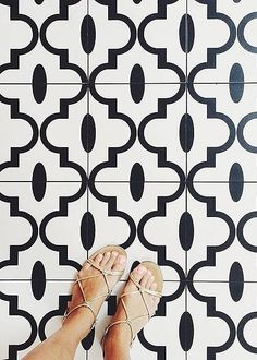 get the look graphic tiles at a fraction of the price