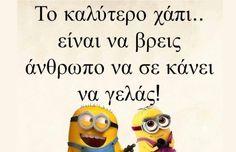 xapi Minions, Round Sunglasses, Humor, Funny, Humour, Round Frame Sunglasses, Funny Parenting, Minion, Minions Love