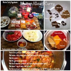 Mutton Curry from Northern India