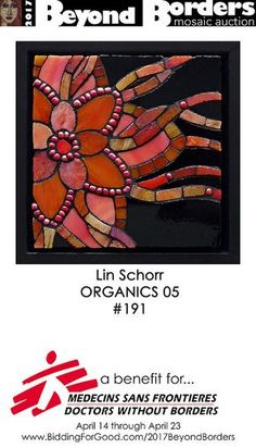 Lin Schorr   2017 Beyond Borders: mosaic auction Open: 10:00…   Flickr
