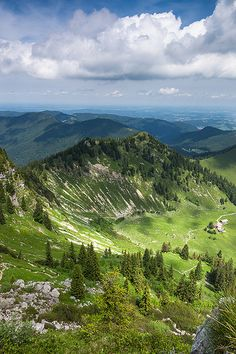 Bavarian alps, Germany - what a beautiful place it is