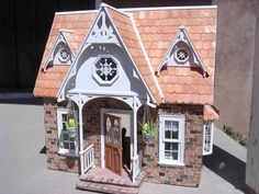 Final photo: exterior front - Orchid - Gallery - The Greenleaf Miniature Community