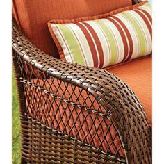Threshold 2 Piece Outdoor Lumbar Pillow Set In Coral