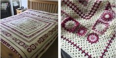 timeless grace crocheted blanket | the crochet space