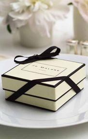 Jo Malone favours - these would be amazing!