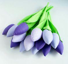 Tulipany handmade #tulip #flowers #decoration #handmade #desing #home #wedding #dekoracje #tulipany #kwiaty #wystrój #bukiet #szycie