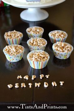 Alphabet ABC Party via Karas Party Ideas | KarasPartyIdeas.com #alphabet #abc #school #birthday #party #ideas (10)