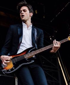 After seeing Dallon perform in his new band I don't know how but they found me, my love for him has only magnified