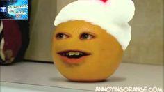 Annoying Orange [La naranja molesta] Fandub Latino. -Ginger Man.