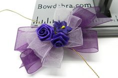 Create perfect bows using the Mini Bowdabra bow making tool