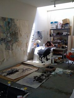 art studio | Tumblr