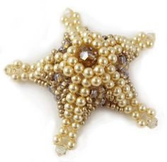 Starfish by Beads East project kit $
