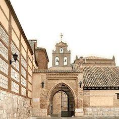 Antiguo Palacio Real de Tordesillas en Valladolid (Hoy convento de Santa Clara)