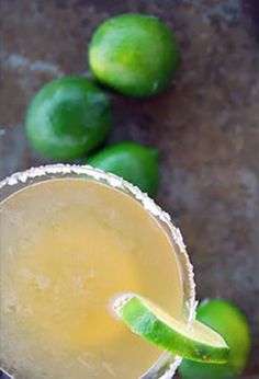 A classic top shelf margarita recipe is a must make cocktail! You won't find a margarita much better than this classic recipe.