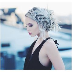 If You're Obsessed With Braids, You Need to Follow These Instagram... ❤ liked on Polyvore featuring hair, models and people