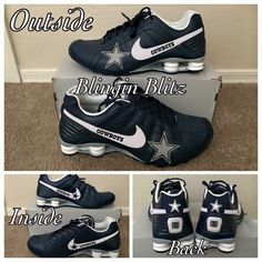 84ae5c61c2eb73 This item is unavailable. Dallas Cowboys Shoes ...