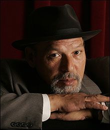 August Wilson ~ playright, was born Frederick August Kittle Jr. in 1945...  to honor his mother after his father's death, he changed his name in 1965... he died of liver cancer in 2005