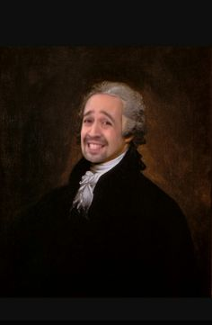 Our founding father, Lin Manuel Miranda