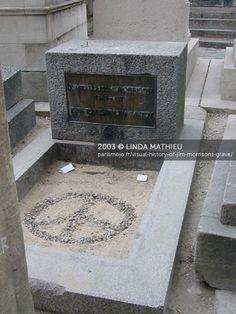 Jim Morrison Grave, Les Doors, Agnes Varda, Pere Lachaise Cemetery, Morrisons, Graveyards, History, Europe, Paris