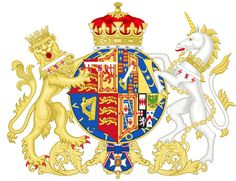 Coat of Arms of Alice, Duchess of Gloucester