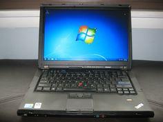 Lenovo ThinkPad T400 Notebook - Intel Core 2 Duo P8700 2.53GHz - 14.1-Inch WXGA - 3 GB DDR3 SDRAM - 80 GB HDD - DVD-Writer - Gigabit Ethernet, Wi-Fi, Bluetooth - Windows Vista Business - Black. SSHD DVDRW 14.1-WXGA CAM BT FP WVB.