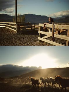 Canadian Ranch shoot by Nordica