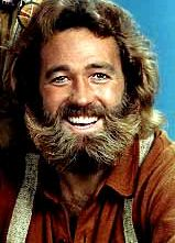 Grizzly Adams- wanted to marry him in the 70's.  I really had a thing for beards.