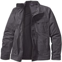 Men's Generalist Jacket (815 BOB) ❤ liked on Polyvore featuring men's fashion, men's clothing, men's outerwear, men's jackets, men, jackets, outerwear, tops, mens full zip fleece jacket and men's stand collar jacket