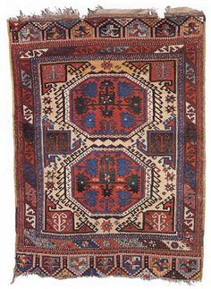 A Konya rug - The Lenkoran Gallery