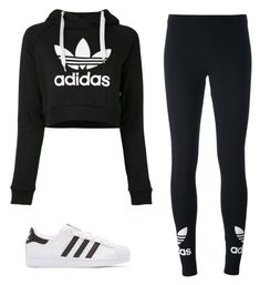 """Originals"" by kashishchvn on Polyvore featuring adidas and adidas Originals"