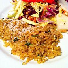 レシピとお料理がひらめくSnapDish - 7件のもぐもぐ - Saffron pilaf & Festive winter salad;) by aястасия