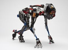 For Robot Lovers