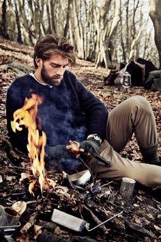 #Pagan #masculine #fire