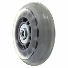 How do you fix wheels on luggage?