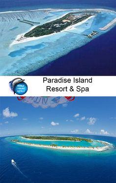 Paradise Island Resort & Spa #Hotel #Resort #Maldives