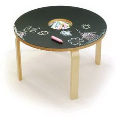 mesa pizarra