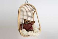 Hanging chair natural_LS