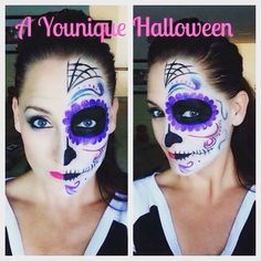 Younique Halloween