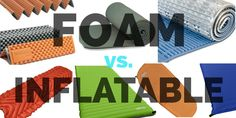 Gear Q&A: Foam vs. Inflatable Sleeping Pad For A Thru-Hike? he says inflateable is best for me.