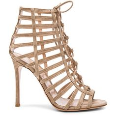 Gianvito Rossi Lace Up Heels