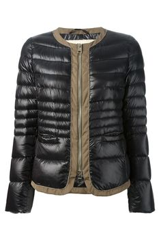 Herno+Padded+Jacket,+$534;+farfetch.com   - ELLE.com