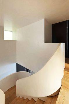 appartment in  BRAGA by Correia/Ragazzi arch.