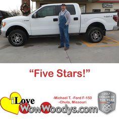 """""""Five Stars!""""  Micha"""