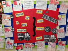 This week we are continuing on with our study of nonfiction text features. This is the Scholastic book we used last week when we made our a. Eyfs Activities, Steam Activities, People Who Help Us, Play Poster, Nonfiction Text Features, Great Fire Of London, Thinking Maps, Chalk Talk, Fire Safety