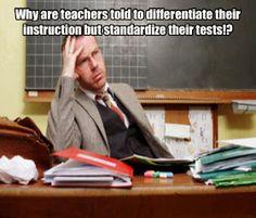 Differentiation / Standardization