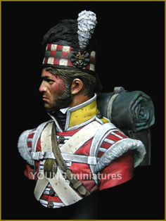 Young Miniatures-The 92nd Gordon Highlanders