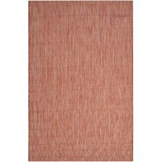 no latex --- kitchen?  multiple sizes/ colors.  Wayfair - Estella Red / Beige Area Rug