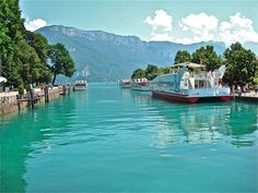 Lake Annecy, France